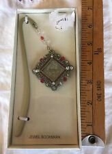 Jewel Bookmark with picture Frame