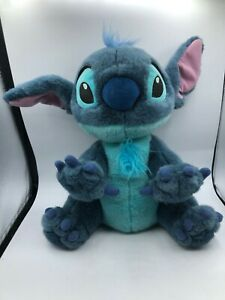 Official Disney Store Lilo & Stitch Plush Kids Soft Stuffed Toy Animal Alien