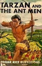 BURROUGHS, E.R. - TARZAN AND THE ANT MEN