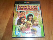 SEVEN LITTLE AUSTRALIANS Australian Family Story RARE OOP DVD SEALED NEW
