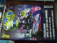 10µ?b Revue Kart Mag n°189 Senna pilote de kart / Rouler sur mouillé reglage