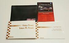 2004 GMC YUKON / YUKON XL DENALI SLE SLT OWNERS MANUAL V8 6.0L 5.3L 4.8L 4X4 2WD