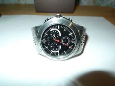 Gucci YA126256 G-Timeless Blue Dial Chronograph Date Men's Watch