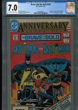 Brave and the Bold #200  (1st Katana)  CGC 7.0  OW-WP