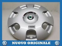 Hubcap Wheel Covers Hub Cap Original SKODA Fabia 2000 A 2008