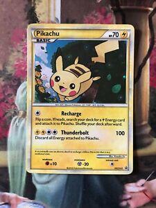 Pikachu - HGSS03 - Holo Promo NM