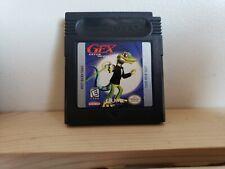 Gex - Enter the Gecko - Nintendo Gameboy Original & Color Gbc - Working