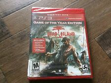 Dead Island -- Game of the Year Edition (Sony PlayStation 3, 2012) New free S/H