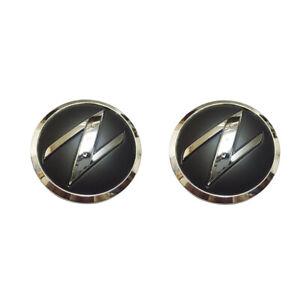 Right & Left Front Fender Z Logo Emblem Badge for  350Z 370Z Z33