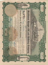 1919 Stock Certificate Southwest Ranger Oil & Refining Company of Arizona