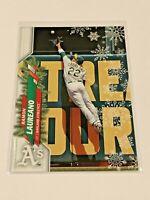2020 Topps Walmart Holiday Baseball HW52 - Ramon Laureano - Oakland Athletics