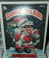 Garbage Pail Kids GPK Original Series 6 #212a Upliftin/' Clifton DAMAGED