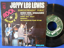 JERRY LEE LEWIS high heel sneakers PHILIPS 434.550 EXC