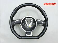 Audi A3 S3 A4 A5 A6 TT TTS MK2 S LINE fond plat Volant en cuir