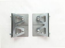 2PC CNC Trim Tabs 76mm X 51mm For R/C Boat