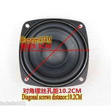 "1pcs 3.5"" inch Passive Speaker Bass radiators Auxiliary Bass"