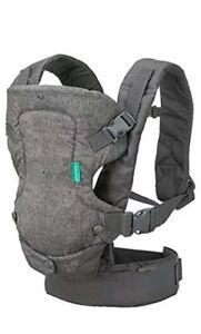 Infantino Flip Advanced Baby Carrier 4 Position infant Toddler Sling Pouch