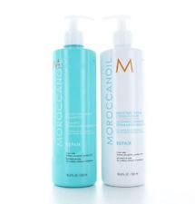 Moroccan Oil Moisture Repair Shampoo and Conditioner 16.9 oz/500ml
