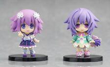 Hyperdimension Neptunia V mini figure set of 2 official Figure PS3 Japan