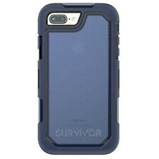 NEW Griffin Survivor Extreme Case for Apple iPhone 7 BLUE/CLEAR cover RC43219