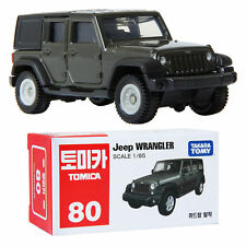 TAKARATOMY TOMICA 80 Jeep Wrangler 1:65/ Children / Toy / Mini Car