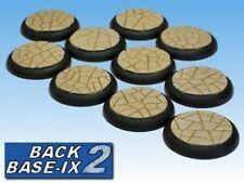 30mm Resin Scenic RS Bases (10) Random Tile