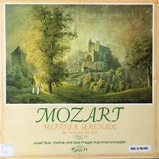 JOSEF SUK / Mozart Haffner Serenade / Concert Hall SMS-2562