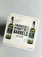 Jameson Irish Whiskey Caskmates Collectible Bar Coaster New Pack of 125
