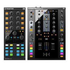 Native Instruments Traktor Kontrol X1 MK2 DJ USB Controller & Kontrol Z2 Mixer