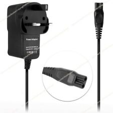 UK Power Charger Lead Cord For Philips S5600  S5641 Aquatouch Shaver