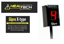 HEALTECH GIpro X - type Gear position indicator for motorcycles + Harness kit