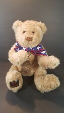 "Gund 13"" Wish Bear 100th Anniversary Of The Teddy Bear 1902-2002 Nwot"