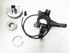 Mitsubishi Outlander 2.0P/2.4P Steering Knuckle+ABS Sensor+Wheel Bearing Hub L/H