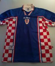 Maglia Shirt Camiseta Trikot Calcio Football CROAZIA maillot no match worn