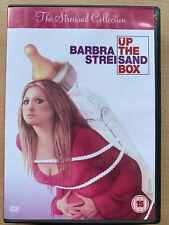 Up the Sand Box DVD 1972 Motherhood Pregnancy Comedy w/ Barbara Streisand