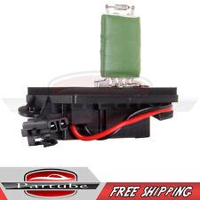 New HVAC Blower Motor Regulator Resistor For Chevy GMC 89019089 973-004 RU371T
