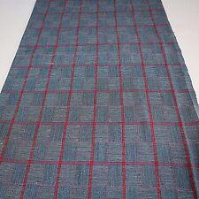 """Kimono Quilt Fabric Gray Art Classic 100cm 39.5"""" inches L68"""