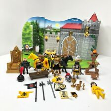 Playmobil Advent Calendar 4163 Emperors Knights Tournament Incomplete Rare Loose