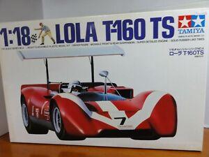 Tamiya  1/18 LOLA T-160 TS From Japan