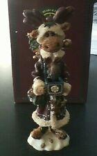 Christmas Boyds Bears Montague Von Hindenmoose 7in Edition 2E Piece 976 New Box