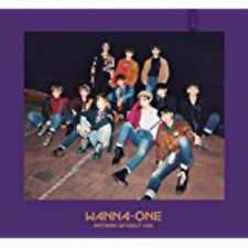 WANNA ONE-1-1=0 (NOTHING WITHOUT YOU) (WANNA VER.)-JAPAN CD+DVD I19