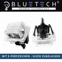 BLUETECH® LED SMD Kennzeichenbeleuchtung für Mercedes Benz C-Klasse W204 Canbus