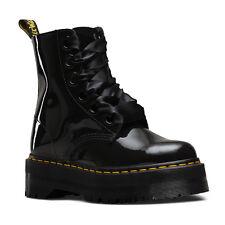 Dr. Martens Women`s Jadon Molly Aggy LOLITA  Platform Boot Black ALL Sizes!!!