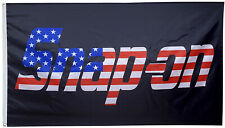 Snap-on US Flag Banner 3x5ft Tools Products banner