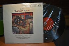 Choir Mount Angel Victoria Requiem Mass LP RCA Shaded Dog LM-2254 Mono Portland