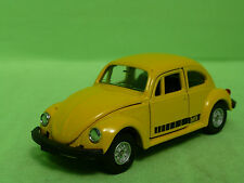 DANDY TOMICA F11 VW VOLKSWAGEN 1200LE   * BEETLE DECAL * YELLOW AND GREY BOTTOM