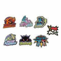 Pokemon Center POKEMON GRAPHIX PTBL Pins Collection Complete set 7 Pin Badge