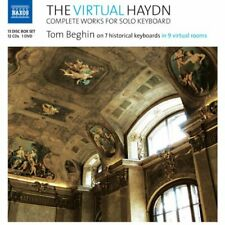 Haydn: The Complete Solo Keyboard Music (Naxos: 8501203) [CD]
