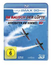 % Blu-ray * IMAX: IM RAUSCH DER LÜFTE - AKROBATEN AM HIMMEL 3D # NEU OVP