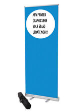 NEXT DAY REPLACEMENT STOPLIGHT PVC BANNER STAND GRAPHICS UV INKS - ALL SIZES